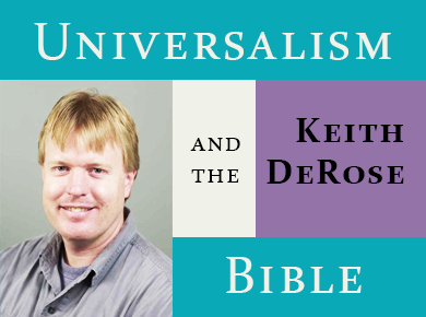 Universalism and the Bible